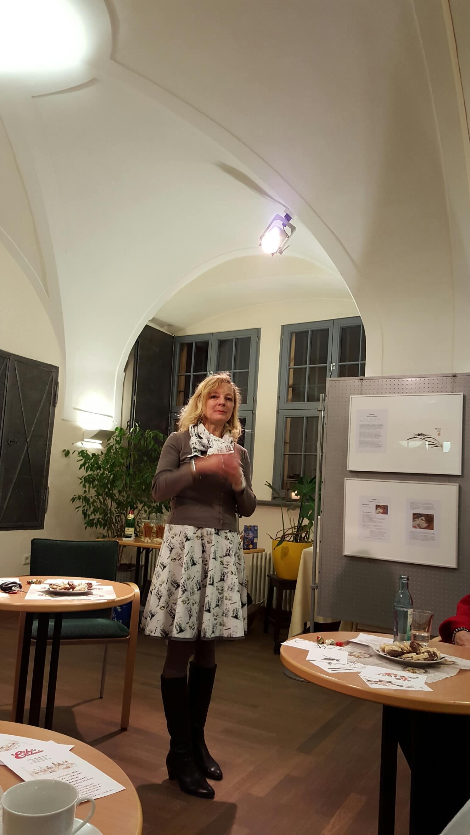 Vernissage Stadtbibliothek Bautzen_27.11.2015_02