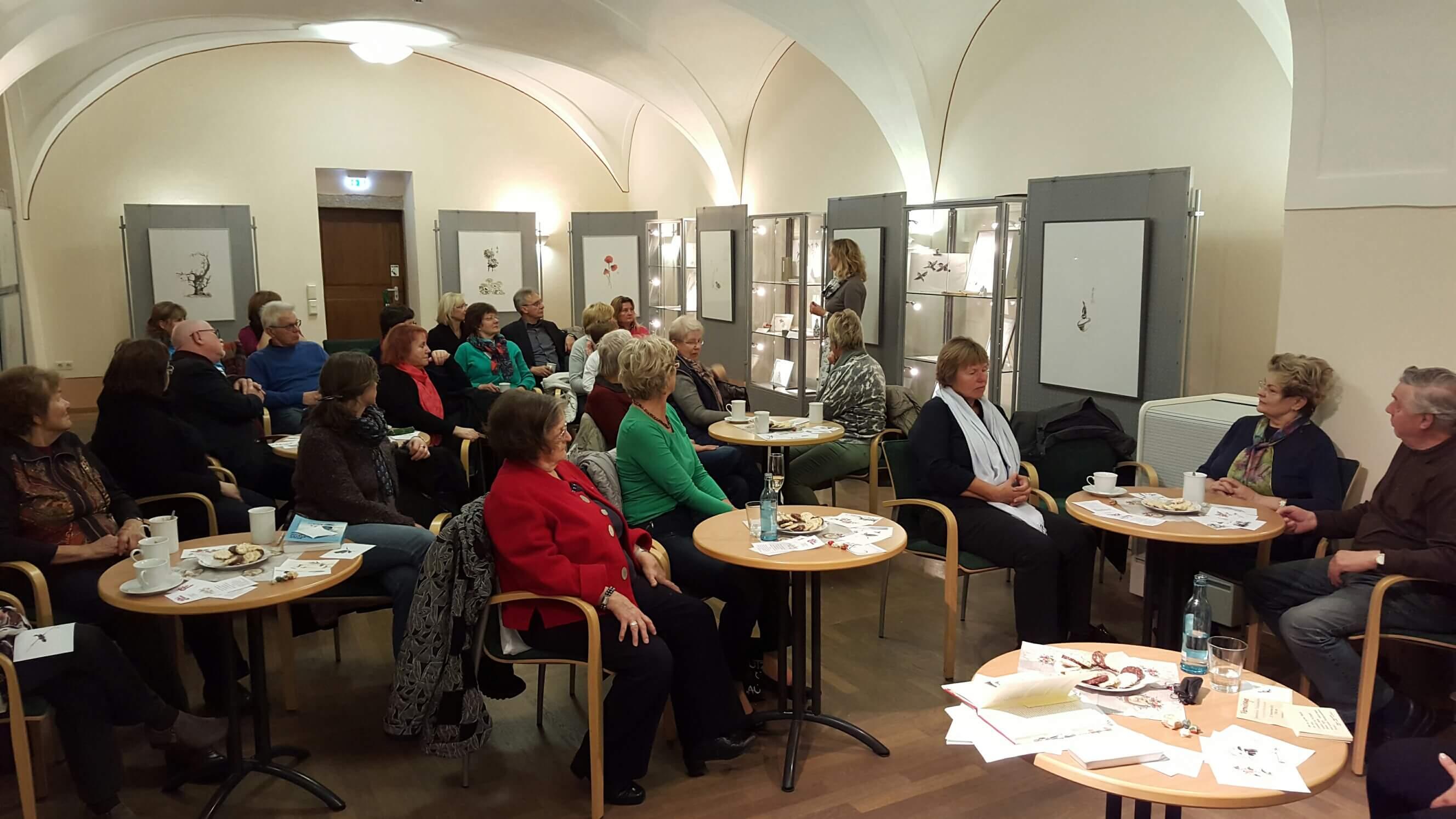 Vernissage Stadtbibliothek Bautzen_27.11.2015_04